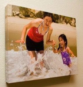 family photo prints on canvas